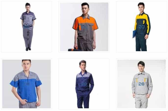 Cơ sở nhận may áo thun công nhân giá phải chăng