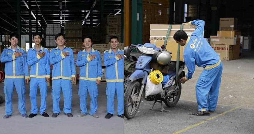 dong-phuc-nhan-vien-giao-hang-dien-may-xanh