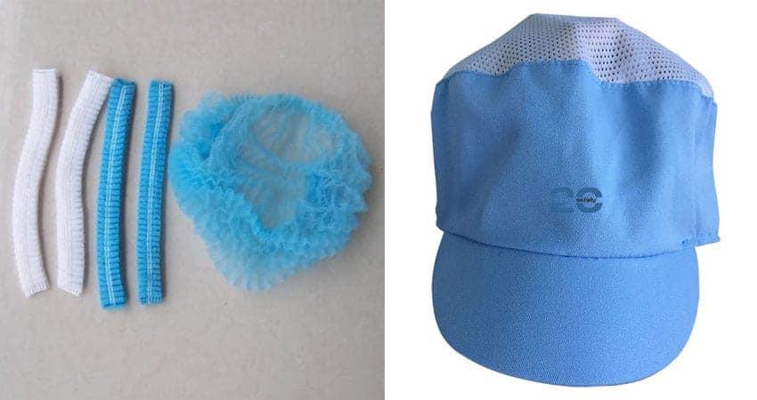 Mũ Trùm Đầu – Mũ Bao Tóc Công Nhân Giá Rẻ Tại Bình Tân Tp.HCM