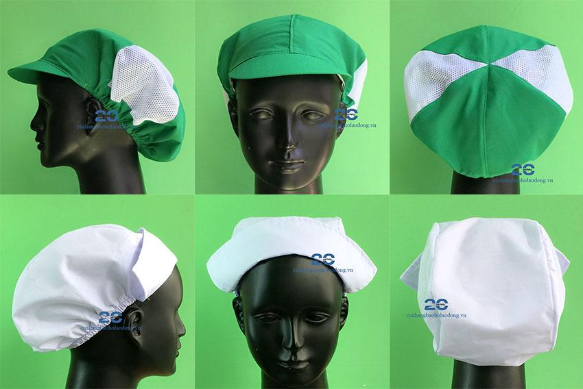 Nhận May Mũ Vải Công Nhân Số Lượng Ít Giá Rẻ Tại Tp.HCM