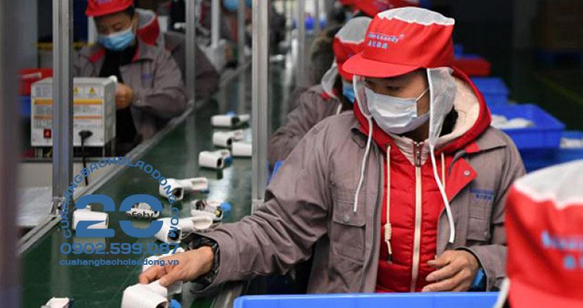 Mũ Vải Bảo Hộ Lao Động Thoáng Khí Dành Cho Công Nhân Giá Rẻ Tại TPHCM