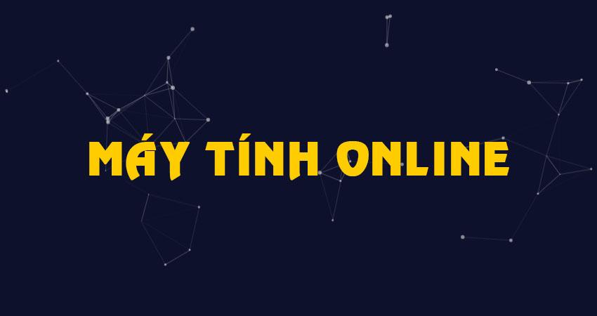 Máy Tính Online – Công Cụ Toán Học