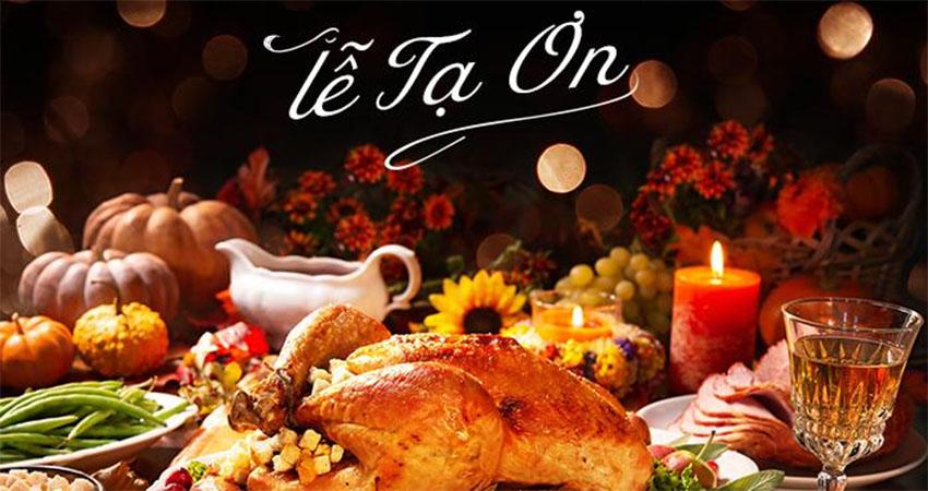 Còn Bao Nhiêu Ngày Nữa Lễ Tạ Ơn? – Đếm Ngược Đến ThanksGiving Day Ở Mỹ