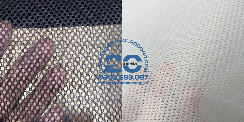 Vải Lưới Xâu Là Gì? Ứng Dụng Vải Lưới Xâu Trong Sản Xuất Mũ Nón Vải Công Nhân